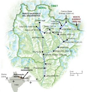 itinerario_trekking_nepal