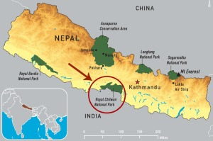 Parco-Nazionale-del-Chitwan-Nepal